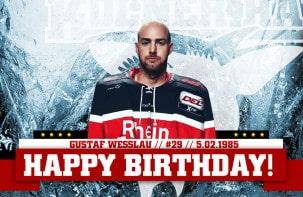 Happy Birthday Gustaf Wesslau!