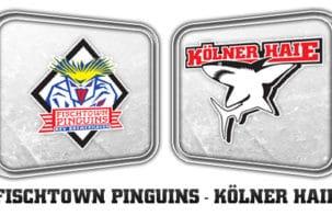 Liveticker: Fischtown Pinguins - Kölner Haie; die vorletzte Chance