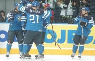Deutschland unterliegt Finnland mit 0:4