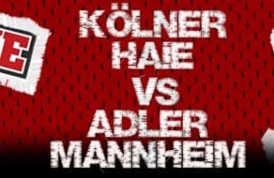 Spiel 1: Serienauftakt in Köln