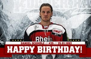 Happy Birthday Daniel Schmölz!