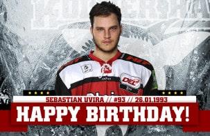 Happy Birthday Sebastian Uvira !