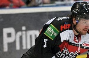 Douglas Murray zum Tryout nach Calgary