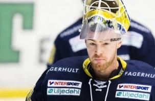 Einjahres-Vertrag für Goalie Gustaf Wesslau