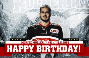 Happy Birthday Moritz Müller!