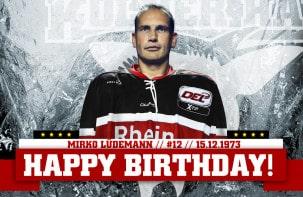 Happy Birthday Mirko Lüdemann!