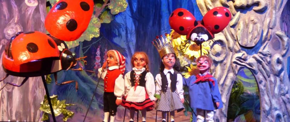Familien-Musical: Datt kütt bloss vum Singe. Foto: Hänneschen-Theater