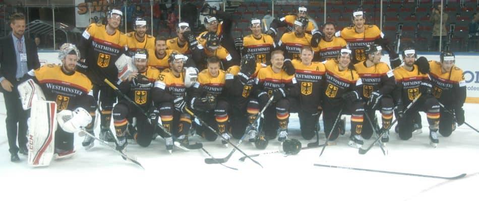 Siegerfoto des deutschen Teams beim Turnier in Riga. Foto: Peggy Nieleck
