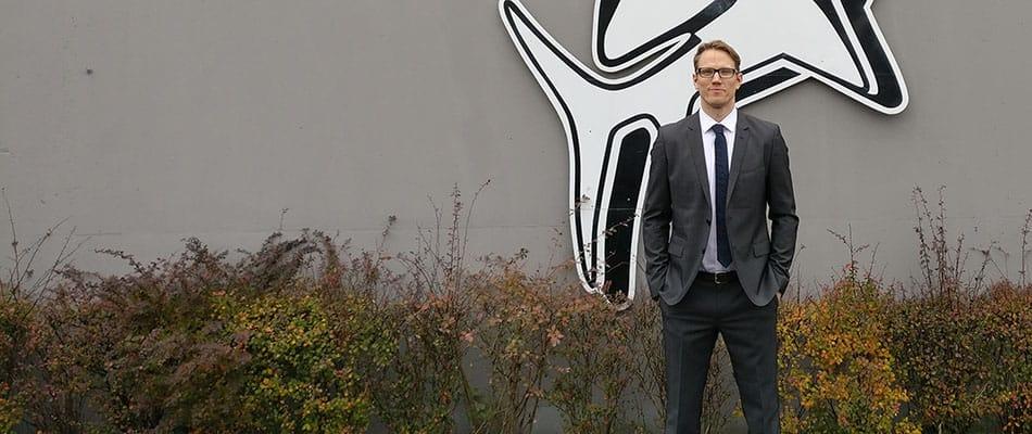 Christian Ehrhoff ist neuer Kapitän der Kölner Haie.