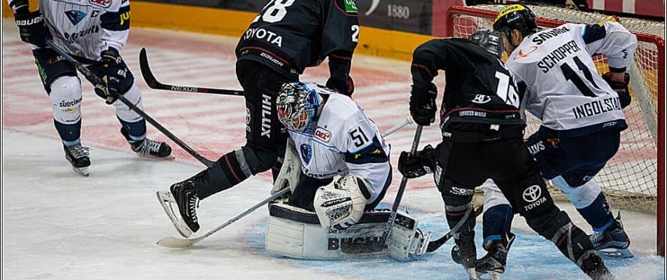War trotz aller Bemühungen der Haie nicht zu überwinden: Timo Pielmier. Foto: mcfly37.de