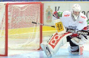 Haie verlieren Spiel in Krefeld und Gustaf Wesslau