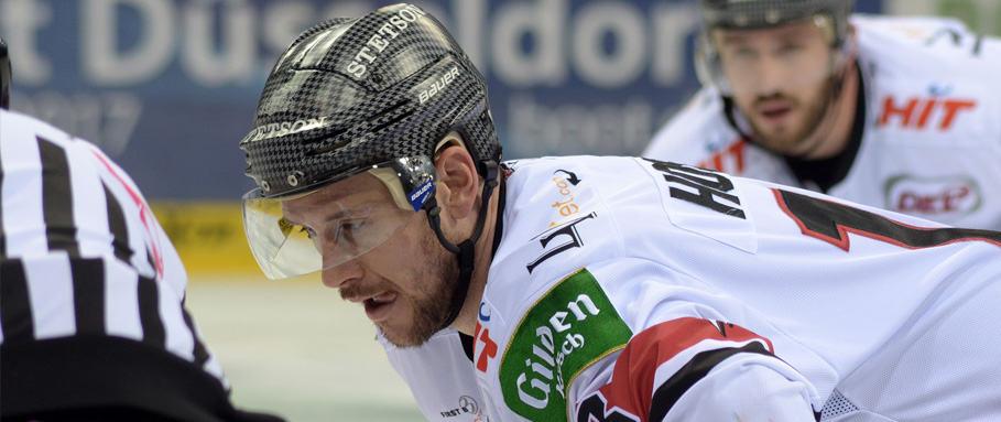 Kai Hospelt konnte zwei Treffer und einen Assist verbuchen. Foto: Alexandra Schmitz