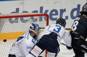 3:2-Sieg gegen Iserlohn: Eriksson trifft erneut
