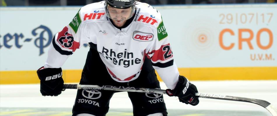 Max Reinhart erzielte seinen ersten Treffer seit Anfang Dezember. - Foto: Alexandra Schmitz
