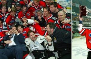 15 Jahre - Deutscher Meister 2002