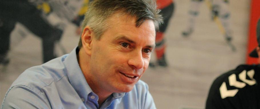 Sportdirektor Mark Mahon treibt mit der Verpflichtung von Ben Hanowski seine Planungen für die neue Saison voran. (Foto: Alexandra Schmitz)