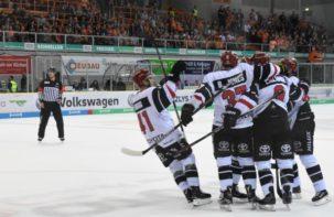 4:2-Sieg: Clevere Haie schlagen Wolfsburg