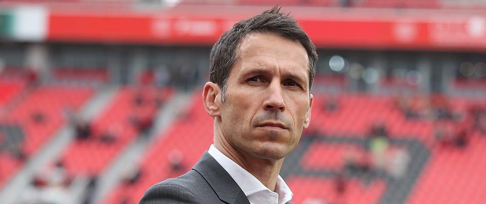 Thomas Eichin als Geschäftsführer von Werder Bremen. Foto: Florian Müller.