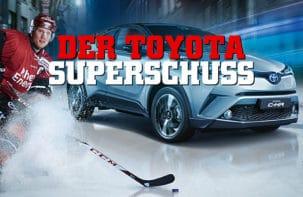 Jetzt mitmachen: Gewinne einen Toyota C-HR Hybrid!