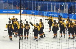 Verlängerungs-Sieg gegen Schweden! Medaillenchance für Deutschland!