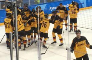 Nach Sieg gegen Kanada spielt Deutschland um Olympia-Gold!
