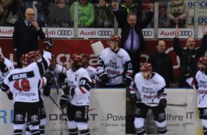 Uvira entscheidet Torhüter-Duell - Haie direkt in den Playoffs