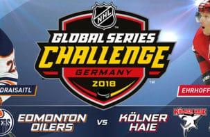 Alle Ticket-Infos: Oilers gegen Haie