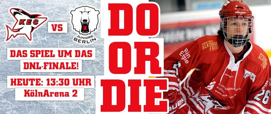 Kölner EC - Eisbären Juniors