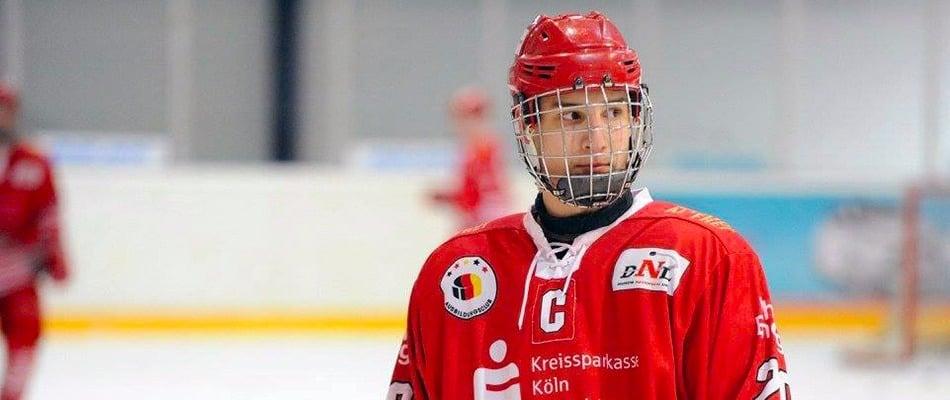 Wird mit einer U20-Lizenz ausgestattet: Robin Palka (Foto: Steffen Thaut)
