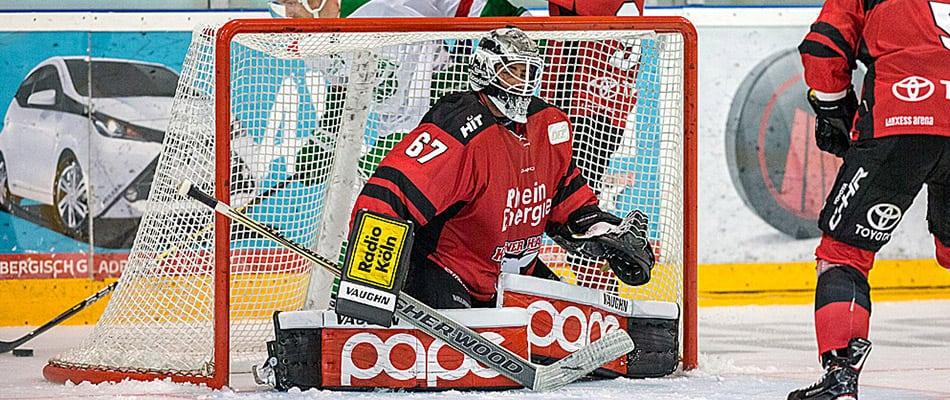 Hannibal Weitzmann im Einsatz während der Saisonvorbereitung. Foto: mcfly37.de.