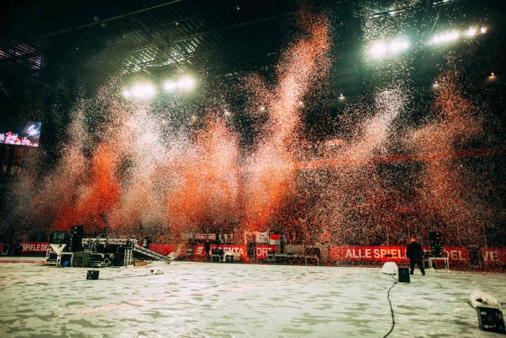 Impressionen vom DEL WINTERGAME 2019. Foto: Basti Sevastos.