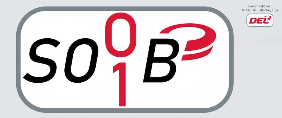 Das Logo von SOOB, der KI-basierten Disziplinarausschuss-Software (Quelle: DEL)